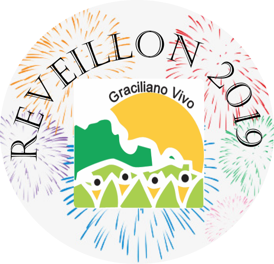 Reveillon 2019 Graciliano Vivo Poster